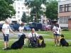 Susitikimas su Berno zenenhundų klubo nariais